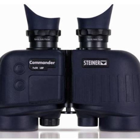 STEINER Commander 7 x 50 Binocular with Internal Laser Range Finder