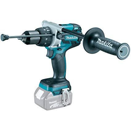 Cordless hammer driver drill