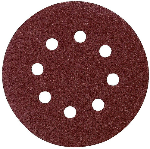 Abrasive disc 125mm