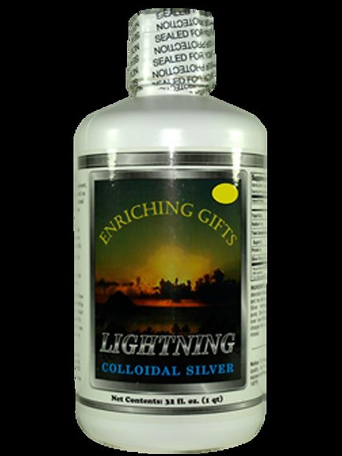 Lightning Colloidal Silver
