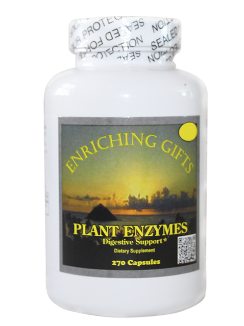 Plant Enzymes (Full Strength)