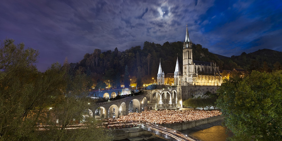 Virtual Lourdes Pilgrimage