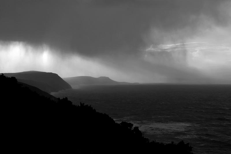 Rain Approaching, Llangranog.lg
