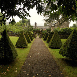 The Grounds of Gwydir Castle