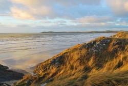 Newborough Beach and Marram Grass