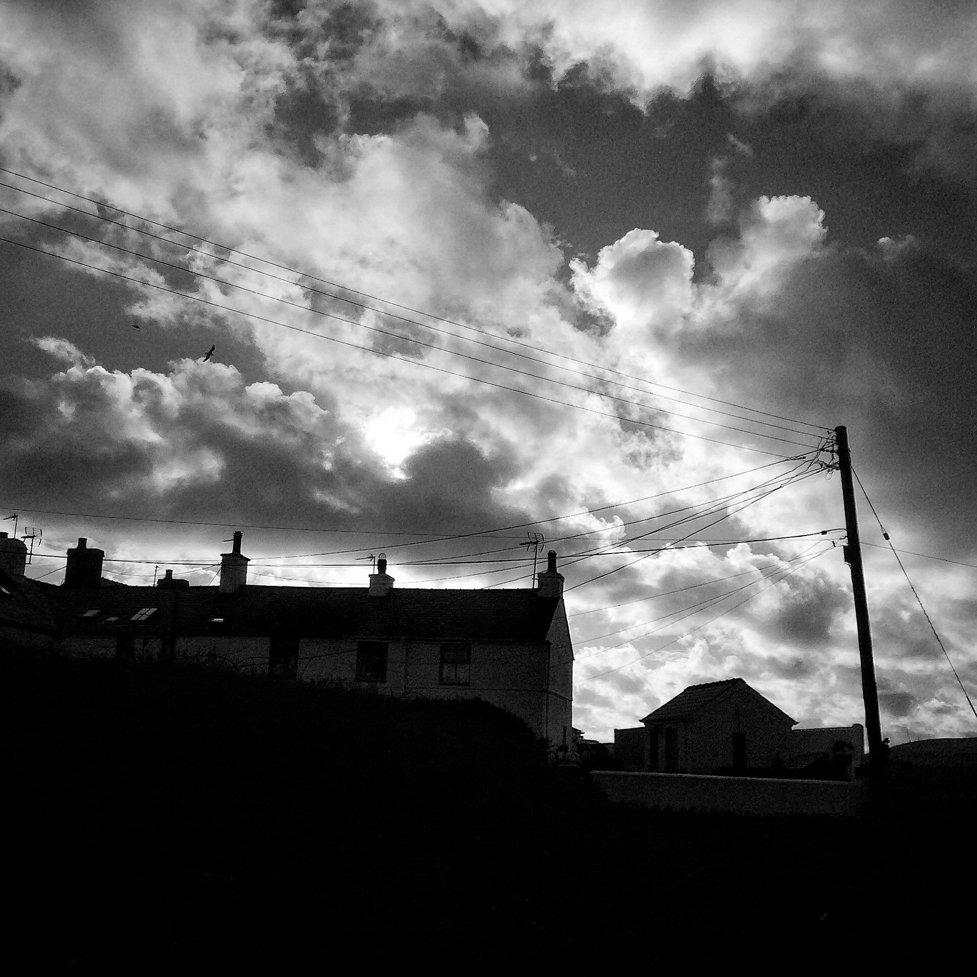 Aberdaron Skyline