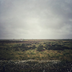 The waterlands of North Uist