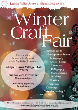RVA Winter Fair poster