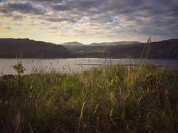 Loch Carron at dawn
