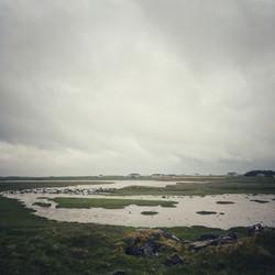 North Uist in the Rain!