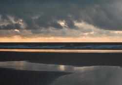 Newborough Beach on Christmas Day
