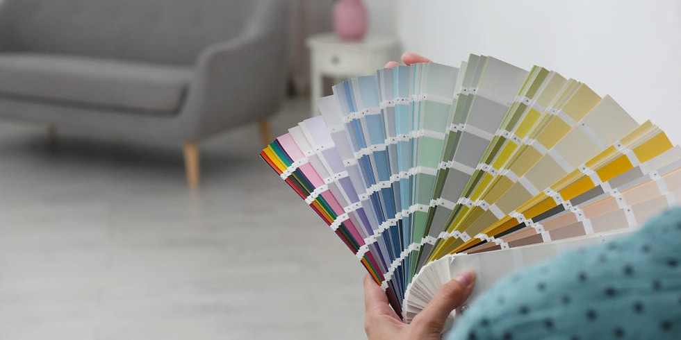 Psychology of Colours in Interior Designing