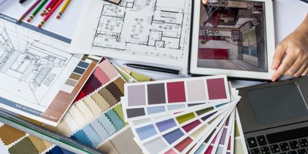 Design Principles & Scope of Interior Designing