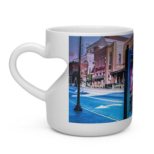 Heart Shape Mug Phantom