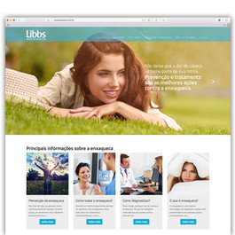 Design para site