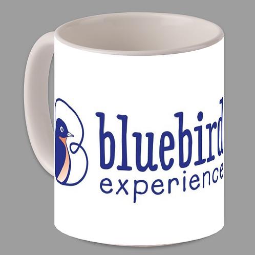 11 oz. Bluebird Coffee Mug
