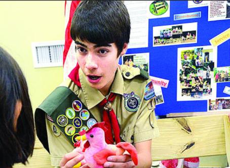 Leader-Telegram's Article on the Children's Nature Academy
