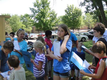 Volunteer Feature: Michaela Pittenger, Girl Scout