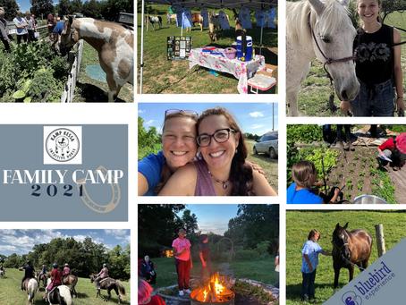 Experience Family Camp at Kamp Kessa