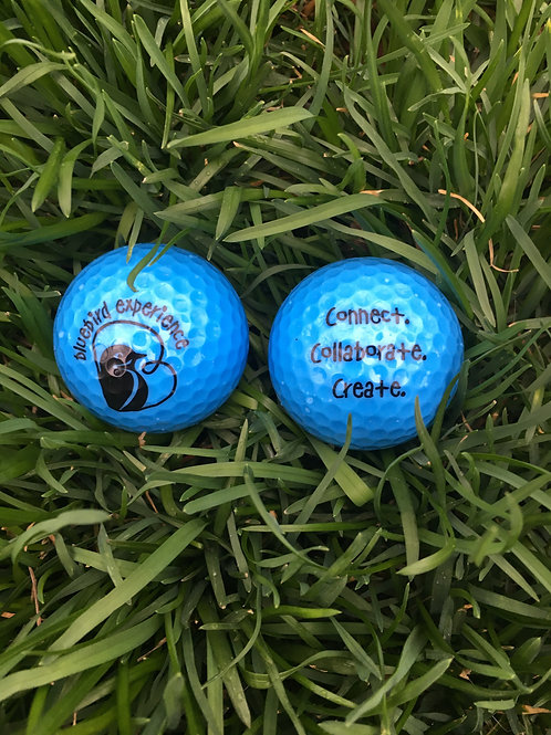 Bluebird Golf Balls (2 pack)