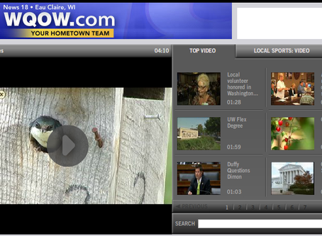 WQOW News 18 Feature