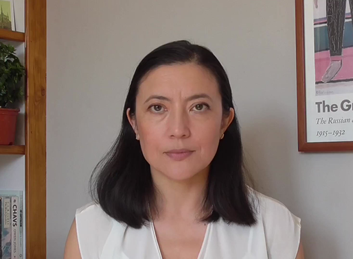 InterAct Isolation Readings - Louise Mai Newberry
