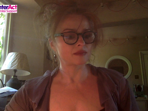 InterAct Isolation Reading - Helena Bonham Carter