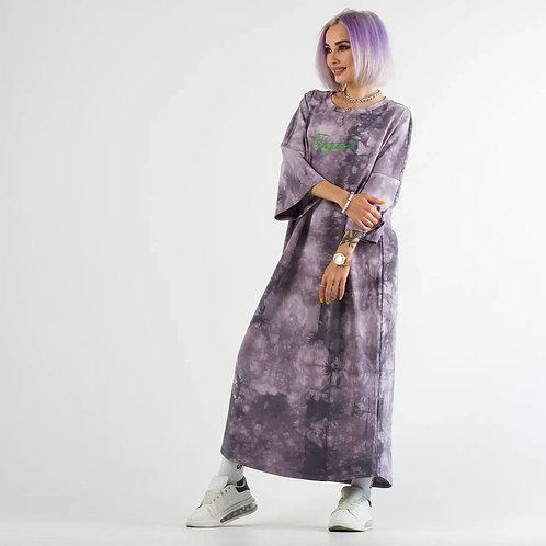 Платье Унисекс «Платье не платье» Тай Дай смоук