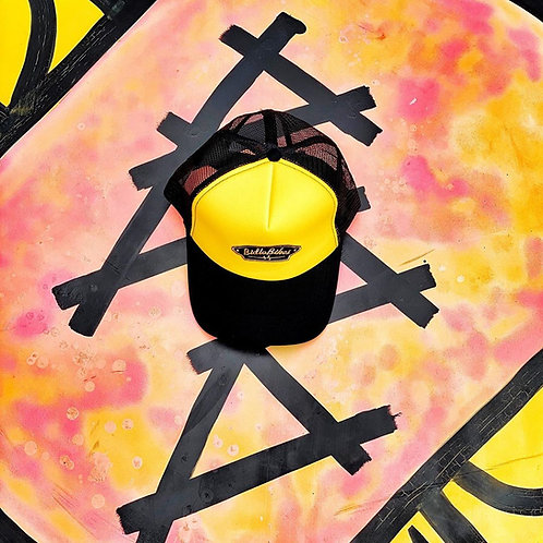 BidloBikes тракер классика черно-желтый