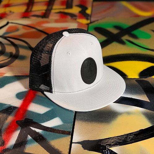 Кепка Хип-Хап белый