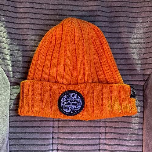 шапка@bidlobikes«ВЯЗАНКА ДЛИННАЯ» КОЛОР: ОРАНЖЕВЫЙ
