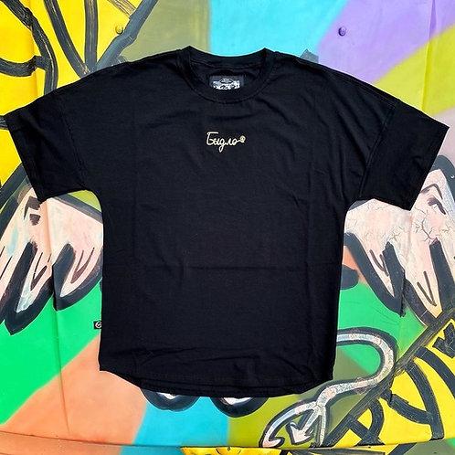 футболка «РОСПИСЬ» Черный