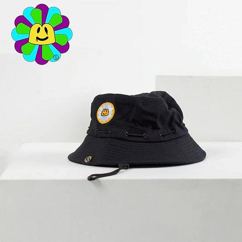Панама «Сафари v2»( затяжка снаружи ) черный