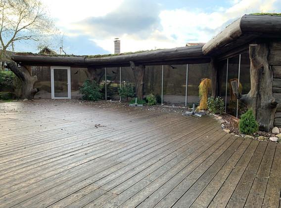 Mažosios salės terasa
