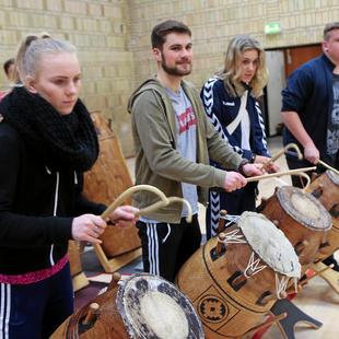 Afrikanske trommer