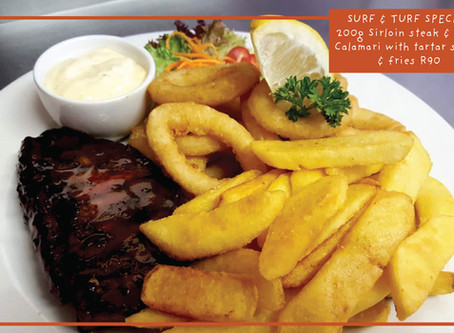 Friday Surf & Turf Special