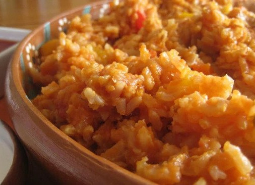 Vegan Spanish Rice