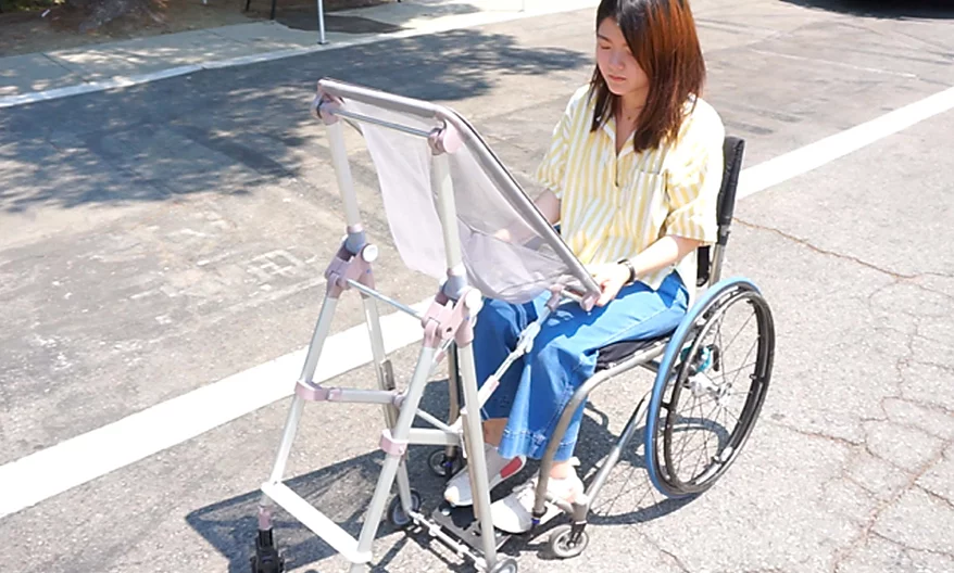 Linc Adaptive Stroller