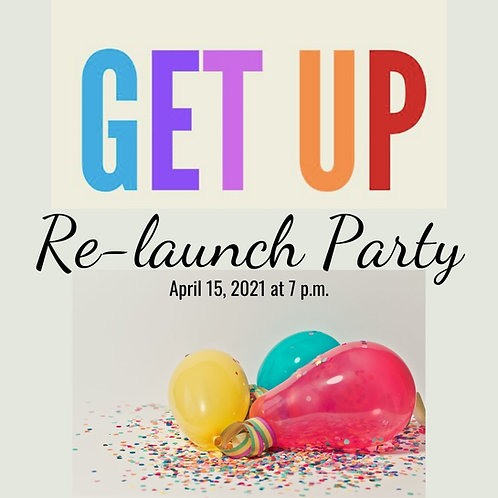 Re-Launch Party