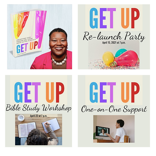 The GET UP Collection