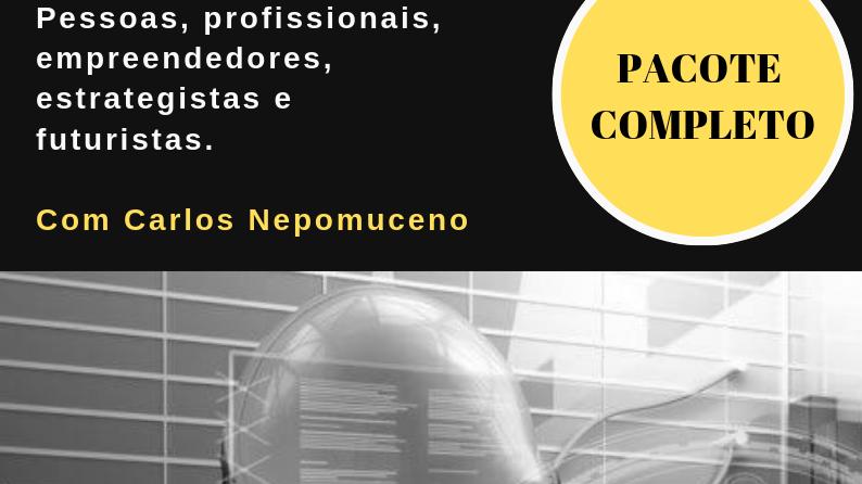 PACOTE BIMODAL COMPLETO PARA NOVOS ALUNOS