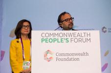 Vijay & Myn Garcia Speaking at the CPF 2018