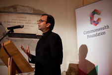 Vijay Speaking at the Commonwelath Foundation's Relaunch 2012