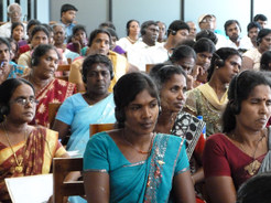 Audience at the Commonwealth People's Forum 2013