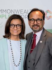 Vijay & Myn Garcia