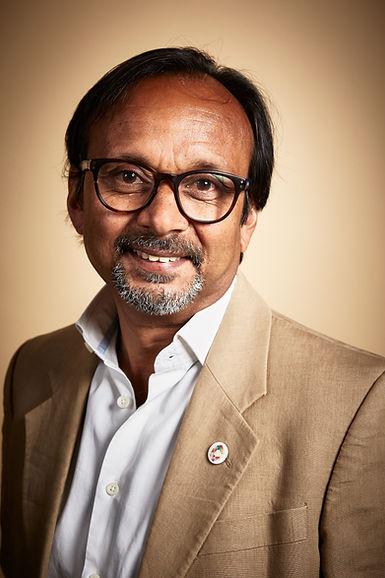 Vijay Krishnarayan by Matthew Andrews 2019