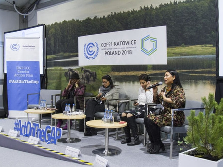 Changing Together Or Falling Apart: Global Climate Frameworks Need Concerted Action – Now