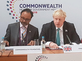 Commonwealth Heads of Goverment Meeting