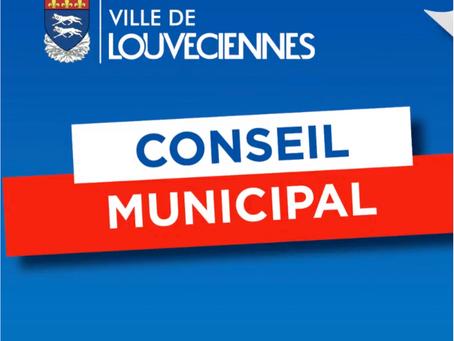Conseil Municipal du 9 Février 2021