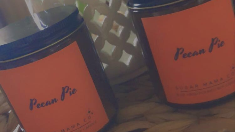 Pecan Pie Candle